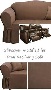 Sofa Covers For Recliners Recliner Sofa Covers Medium Size Of Styles Leather Sofa Covers