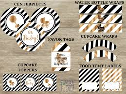 black and white decor for baby pictures to pin on pinterest