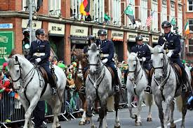 local gardaí will march in this year u0027s st patrick u0027s day parade in