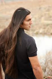 traditional cherokee hair styles keith longhorn i once saw an indian man that had the most
