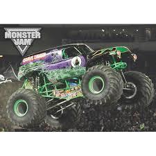grave digger monster truck poster jam grave digger pillowcase