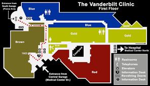 Physical Therapy Clinic Floor Plans Vanderbilt Health Hospitals Doctors Clinics And Medical
