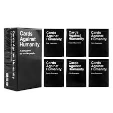 cards against humanity expansion pack cards against humanity uk edition with 6 original expansion