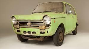last car ever made honda u0027s very first car in the us is a restored sight to behold