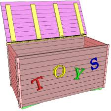 build a small toy box