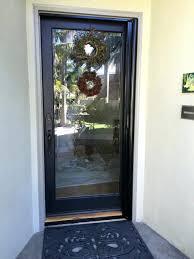 security screen doors front door security screen doors colors