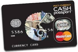 mastercard prepaid debit card passport us prepaid travel money card mastercard