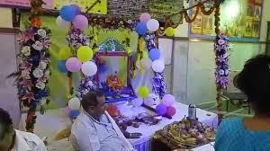 Krishnashtami Decoration Janmashtmi Celebrations India Lord Krishna U0027s Birthday