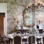 dining room wallpaper ideas nice with photo of dining room decor