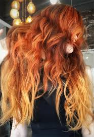 coloring over ombre hair 50 copper hair color shades to swoon over fashionisers