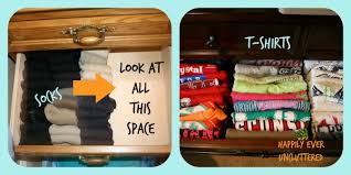 The Best Ways To Organize - how to organize your dresser drawers carrie elle