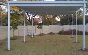 Aluminium Awnings Cape Town Carport Installation