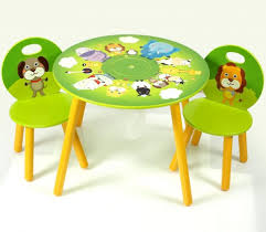 furniture home square baseline toddler table and chair set in