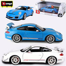 porsche gt3 ebay 1 18 bburago porsche 911 gt3 rs 4 0 diecast model sport car