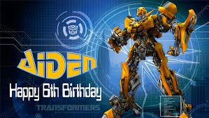 transformer birthday transformer birthday invitations free printable invitation