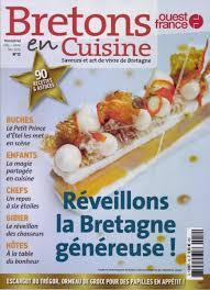 bretons en cuisine médiathèque anjela duval plougastel la presse