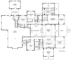 large estate house plans floor plans floor plan floor large country kitchen