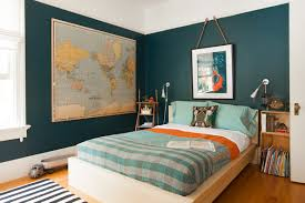 san francisco map quilt a designer s family friendly home in san francisco home tours