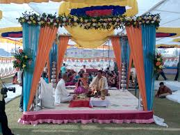 mandap decorations mandap decoration1 florist ahmedabad flower decorations for