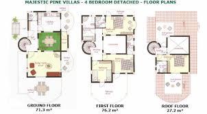 villa plans villa design plans unique villa design plans style