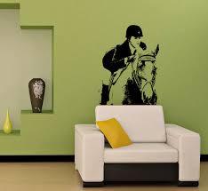 deco chambre cheval stickers chevaux pour chambre fille 9 deco chambre fille cheval