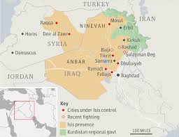 Kurdistan Map Iraqi Kurdish Forces Take Kirkuk As Isis Sets Its Sights On
