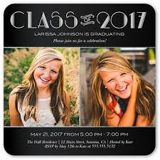 formal flair 5x5 graduation invitations shutterfly