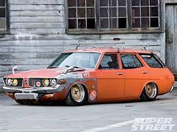 old subaru wagon 1973 toyota mark ii wagon back in the day super street magazine