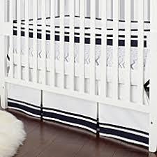 crib skirts white u0026 pink crib bed skirts buybuy baby