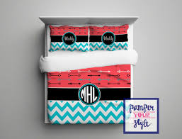 tribal bedding comforter or duvet arrow personalized bedding