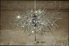Twig Light Fixtures Twig Chandelier International Design Awards