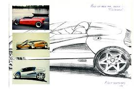 ferrari sketch coachbuild com ferrari 328 conciso 1989 one off