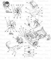 ariens 992600 gckw2352s great dane chariot 52 zero turn mower