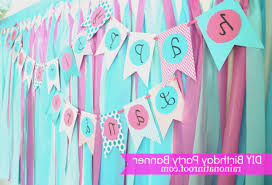 simple simple birthday decoration ideas at home remodel interior