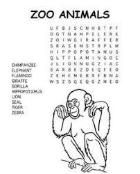 zoo math worksheets printable free kids printable activities