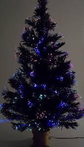 exquisite decoration fiberoptic tree 6 ft pre lit multi