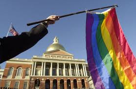 Best City Flags The Best Places To Celebrate Marriage Being Legal In Boston