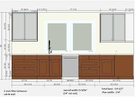 Distance Between Island And Cabinets Initial Small Kitchen Layout Your Comments Requested
