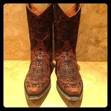 gringo s boots size 9 nib gringo s skull cowboy boots wide cowboy boots