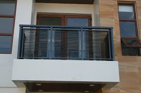 latest design on balcony and modern railing philippines 2017