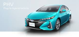 toyota new model car toyota global site phv plug in hybrid vehicle