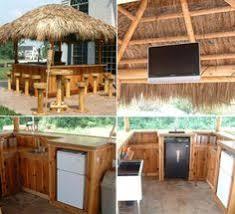 Backyard Tiki Bar Ideas Does Your Backyard Beach Getaway Include A Bar Look At These Fun