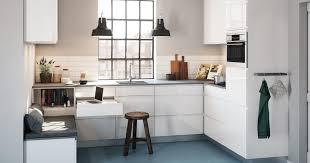 kvik cuisines linea gloss pour avoir une cuisine en blanc haute brillance