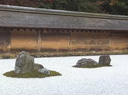 Ryoanji Rock Garden The Garden At Ryoanji Kyoto