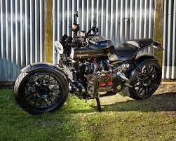 subaru custom the madboxer is a subaru powered custom bike autoevolution