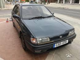 nissan sunny 1994 nissan sunny 1996 sedan 1 6l petrol manual for sale nicosia