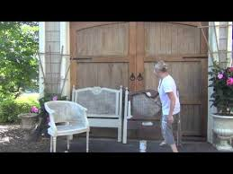 Can You Paint Wicker Chairs Annie Sloan Chalk Paint Painting Cane Tutorial Youtube
