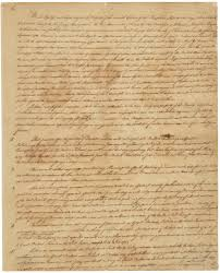 thanksgiving proclamation 1789 articles of association