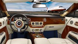 roll royce interior rolls royce wraith regatta vehiclejar blog