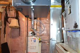 what should i do about improper installation of an air exchanger